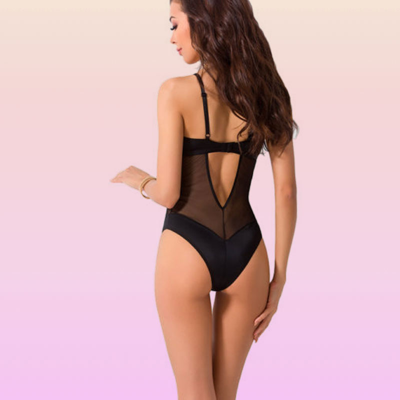 Black Body with Cut Out Detailing