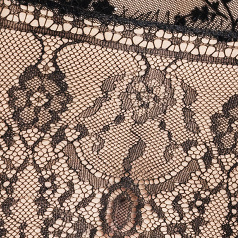 Fabra Lacy Corset and Knickers